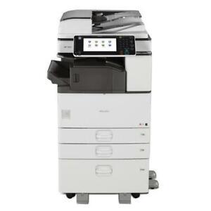 $55/Month Ricoh MP C3003 Colour Multifunction Laser Printer Copier 11x18 12x18 Stapler City of Toronto Toronto (GTA) Preview