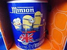 Minion Mania Despicable Me Coffee tea coco Cup Mug British scooter with box