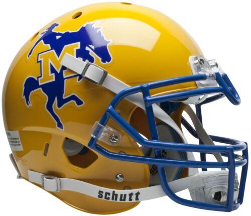 McNEESE STATE COWBOYS NCAA Schutt AiR XP Full Size AUTHENTIC Football Helmet