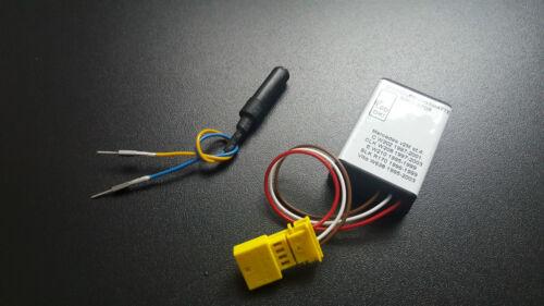 Esterilla simulador sensor módulo sede sensor mercedes slk r170 BJ 96-99