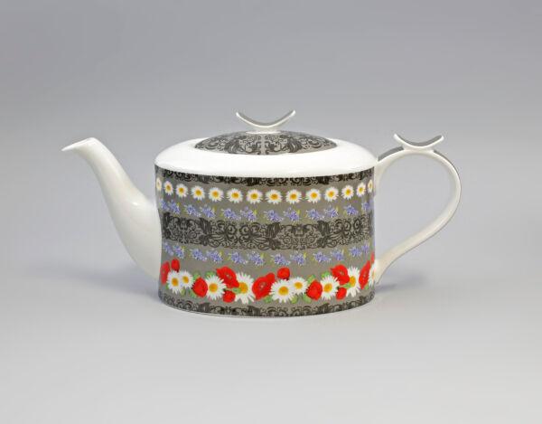 Porzellan Moderne Tee-kanne Gänseblümchen Jameson&tailor 9952240 ZuverläSsige Leistung
