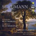 Sinfonie 2 op.61,4 op.120 von C. Zacharias,Orchestre de Chambre de Lausanne (2012)