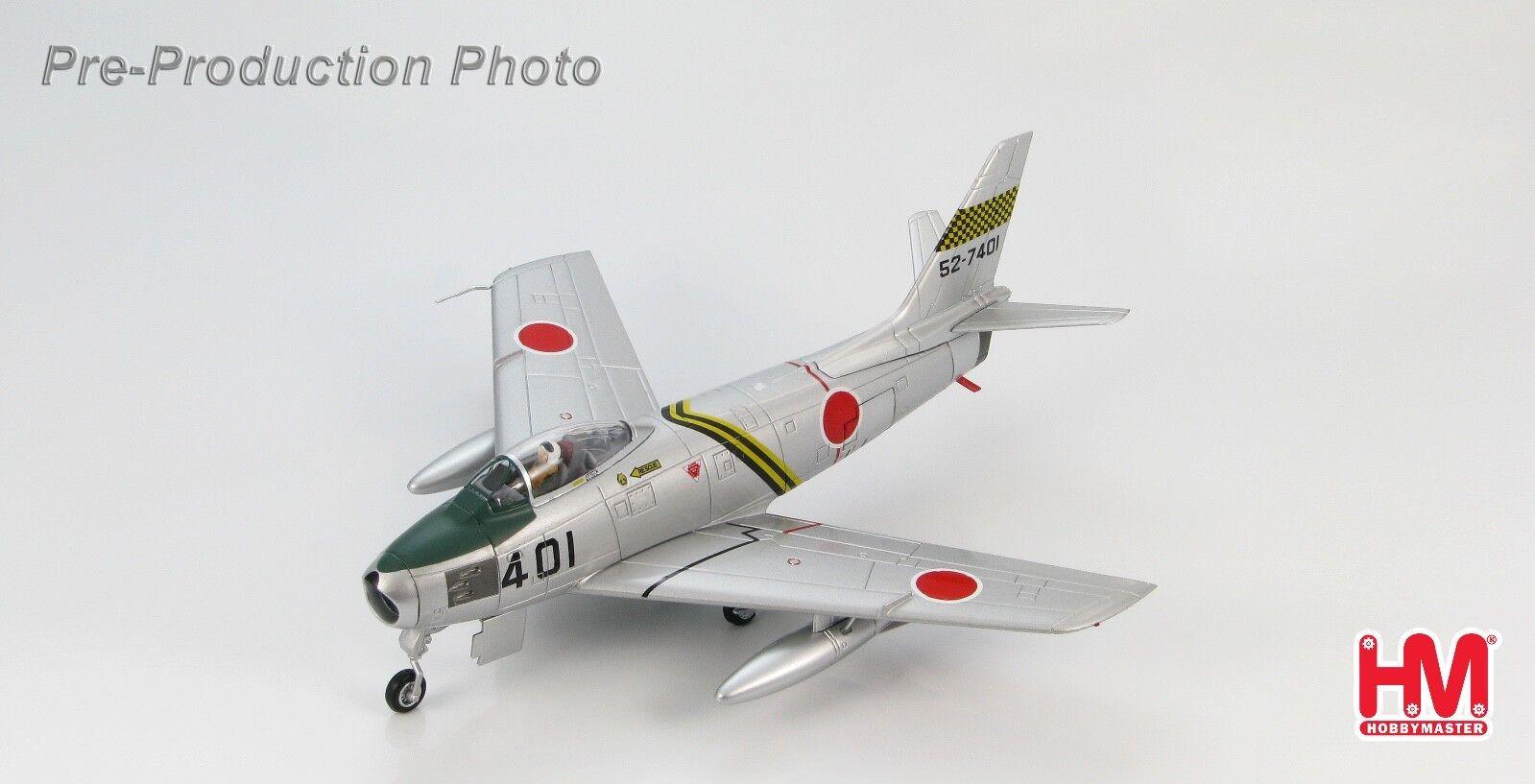 Hobby Master HA4304 1 72 North American F-86F-30 Sabre 1st Squadron JASDF 1956