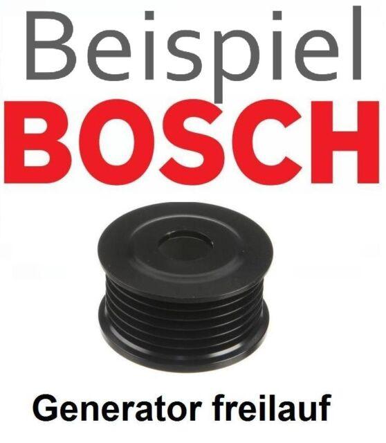 BOSCH Lichtmaschine Freilauf Riemenscheibe F00M991358