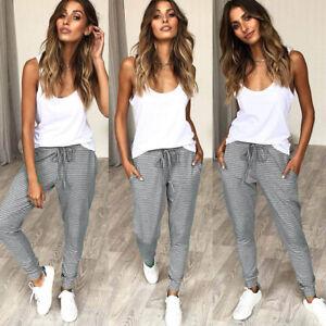 Women's High Waist Stretch Skinny Pencil Pants Trousers Denim Leggings Jeggings