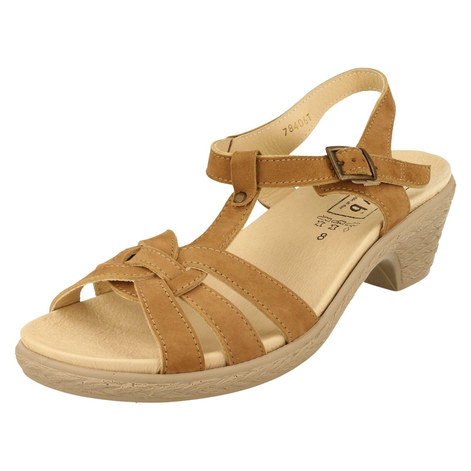 Ladies Easy B DB Sandals - Susanna
