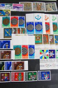 Liechtenstein-Stamp-Selection-Mint-NH-Loaded