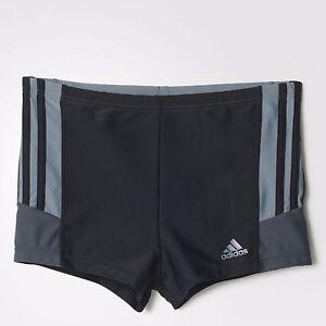 ADIDAS-Uomo-Nuoto-ispirazione-Swim-Boxer-Taglie-Da-32-36-S-2xl