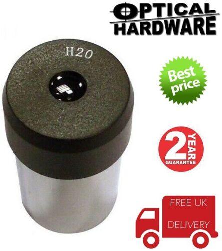 """Hardware óptico 1.25/"""" 20mm ocular inversor OH337471 Reino Unido stock"""