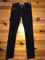 *HOLLISTER* Women's Juniors HOLLISTER SKINNY Jeans EUC Size 1S W25 L31