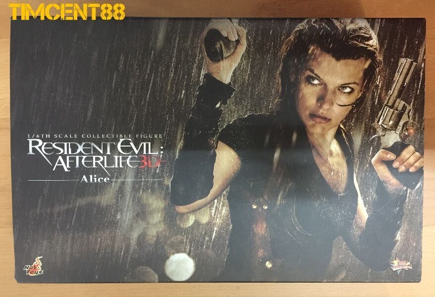 heta leksaker MMS139 Boende Evil Bio Hazard Afterliv 1  6 Alice Milla Jovovitj