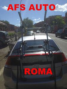 PORTABICI-POSTERIORE-3-BICI-PER-HONDA-INSIGHT-X-3-BICI-UOMO-DONNA-AFS-ROMA