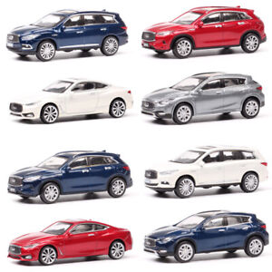 1-64-Scale-mini-Infiniti-Q60-QX30-qx50-qx60-SUV-crossover-diecast-model-Car-toys
