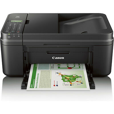 Canon PIXMA MX492 Wireless Office Color Printer All-In-One Scanner Copier Black