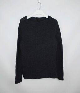Women-039-s-Patrizia-Pepe-Wool-Cashmere-Oversize-Knit-Sweater-Size-M
