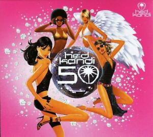 HED-KANDI-THE-MIX-50-V-A-3CDs-Inc-Kings-Of-Tomorrow-MAW-Mylo-Soulsearcher