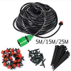 30M-Water-Irrigation-Kit-Micro-Drip-Watering-System-Automatic-Plant-Garden-Set