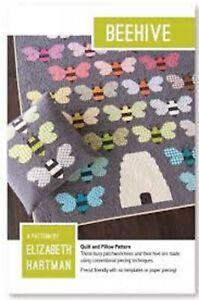 Beehive-Quilt-pattern-by-Elizabeth-Hartman