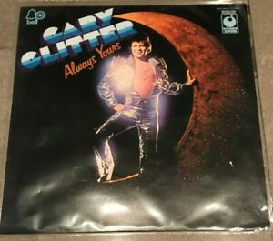 Vinyl-Album-LP-SPR-90076-Gary-Glitter-Always-Yours-ID148z