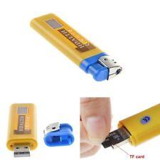 HD Mini DV USB 720P Spy Hidden DVR Cam Camera Lighter Video Recorder Camcorder T