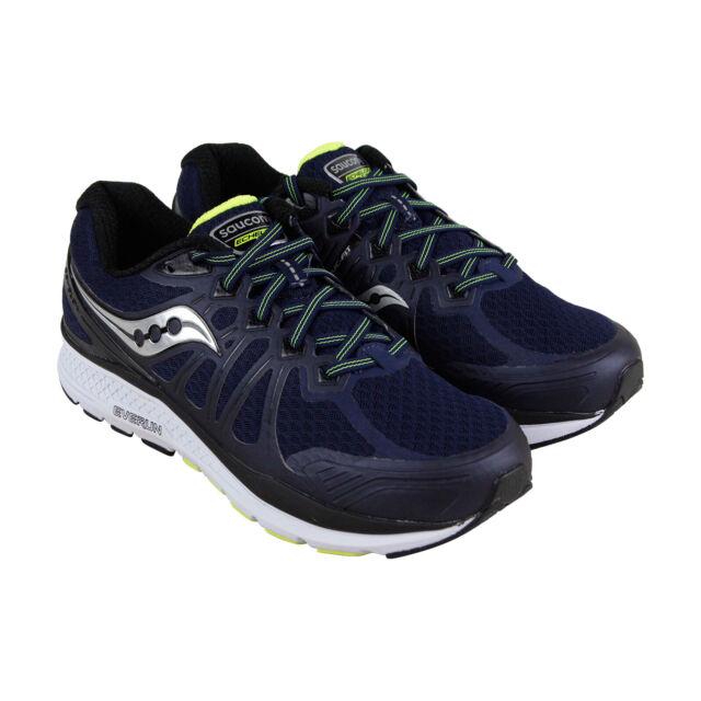 82391a2ee5 Saucony Men's Echelon 6 Running Shoe Navy Citron 12 M US