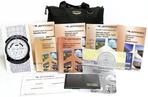 Jeppesen Private Pilot Kit JS302009 Part 141-10011887-R2//P