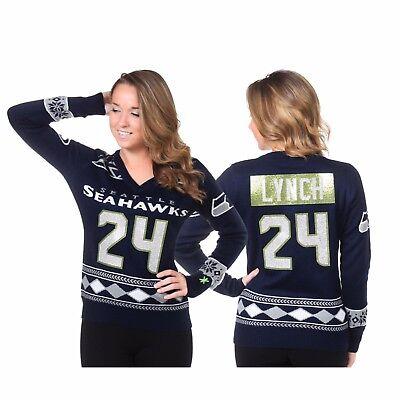 womens lynch seahawks jersey
