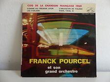 FRANK POURCEL Comme au premier jour EGF 470