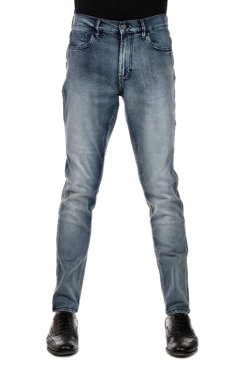 Waven Jeans Valtar Drop Crotch Skinny Taperot Fit Dusty Blau W34 L32 TD172 BB 14  | Günstig