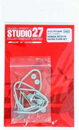 Studio27 ST27-FP1204R Stand for RC211V Racing Stand Set for Tamiya 1//12