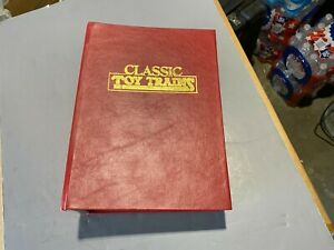 Lot-of-Early-Classic-Toy-Trains-Magazine-17-Early-Magazines-in-CTT-Binder