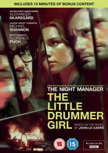 The-Little-Drummer-Girl-DVD-2019-Florence-Pugh-Park-DIR-cert-15-2-4-discs