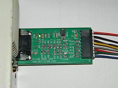 Arcade Game RGB//CGA//EGA//YUV to VGA H Video Converter Board H9800//GBS820 TD