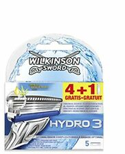 Wilkinson by Schick Hydro 3 Refill Blade Cartridges, 5 Count
