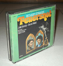 2 Cd Richard STRAUSS FEUERSNOT Op 50 Heinz Fricke Julia Varady 1986