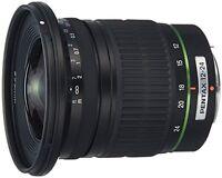 SMC PENTAX DA 12-24mm F4 ED AL (IF) Autofocus Zoom Wide Angle Lens for K Mount