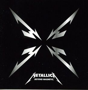 Metallica-Beyond-Magnetic-New-CD-UK-Import