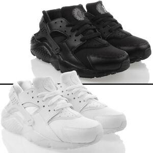 Chaussures-Neuves-Nike-Air-Huarache-Run-GS-Unisexe-Baskets-Femme-de-Course
