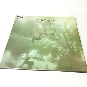 Ultra-Rare-039-Fresh-Maggots-039-SF-8205-UK-1st-Press-1E-1E-RCA-Vinyl-LP-EX-VG-Nice