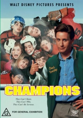 1 of 1 - Champions (The Mighty Ducks) NEW R4 DVD