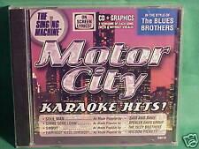 The Singing Machine Motor City Karaoke Hits G9219 Blues Brothers 2002