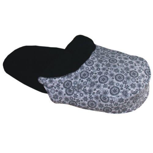 Hand Tailored /& Custom FOOTMUFFS to Fit Pop Reflex /& Zest Pushchairs