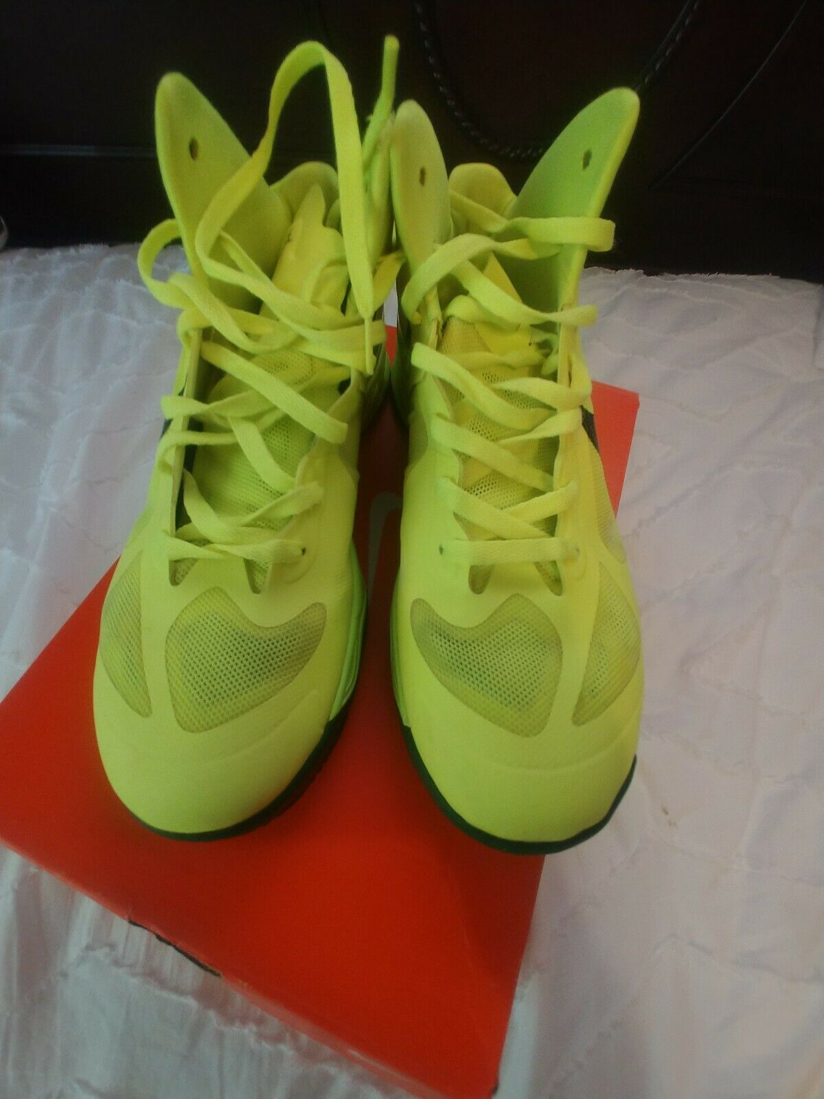 Mens nike air zoom Hyperfuse size 10.5