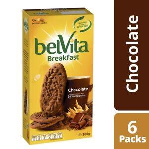Belvita Chocolate Breakfast Biscuit6 Pack 300g
