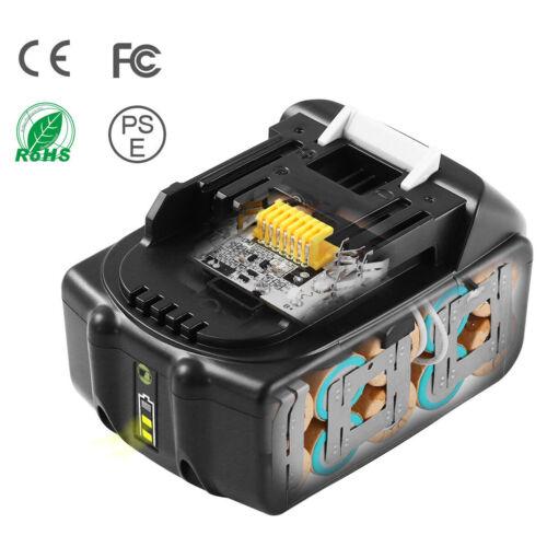 2X 18V 5Ah Li-ion LED Battery for Makita LXT BL1830 BL1840 BL1850 BL1860 BL1815