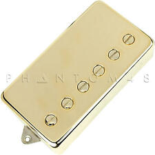 John Suhr Guitars SSH+ Plus Guitar Humbucker Bridge Pickup 50mm Gold Cover - NEW