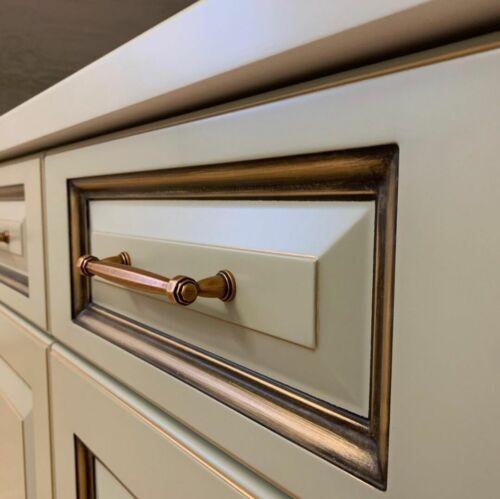 Vintage Retro Antique Silver Copper, Antique Silver Kitchen Cabinet Handles