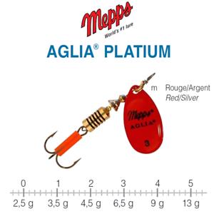 taille 0 argent MEPPS AGLIA LONGUE 2,5 G