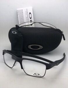 209fec553f Image is loading OAKLEY-Eyeglasses-CROSSLINK-SWITCH-OX3128-0155-Satin-Black-