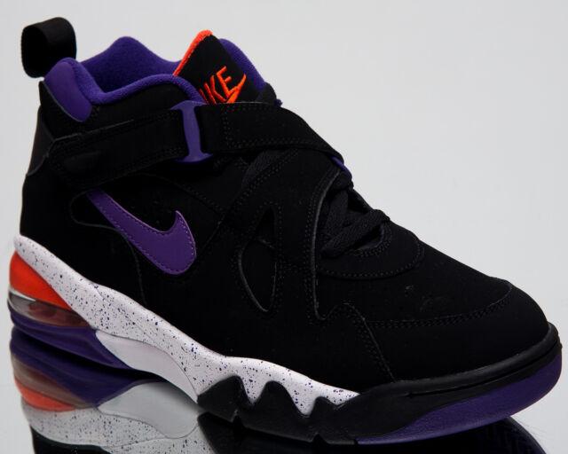 brand new b26a2 95e9c Nike Air Force Max CB Phoenix Suns Men New Barkley Black Sneakers AJ7922-002